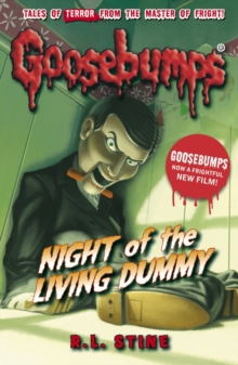 Night of the Living Dummy, Paperback Book