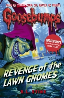 Revenge of the Lawn Gnomes, Paperback Book