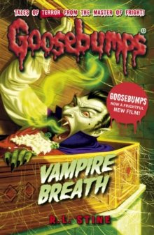 Vampire Breath, Paperback Book