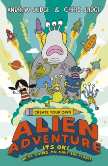 Create Your Own Alien Adventure!, Paperback Book
