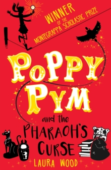 Poppy Pym and the Pharaoh's Curse, Paperback Book