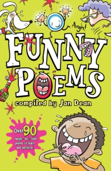 Funny Poems, Paperback Book
