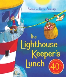 The Lighthouse Keeper's Lunch, Paperback Book