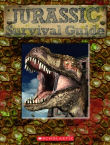 Jurassic Survival Guide, Spiral bound Book