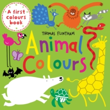 Animal Colours, Hardback Book