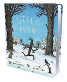 ~ Stick Man Gift Edition Board Book, Board book Book