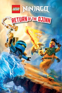 Return of the Djinn, Hardback Book