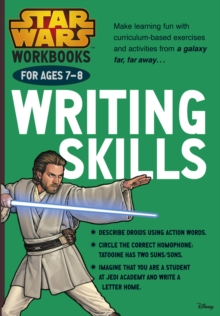 Star Wars Workbooks: Writing Skills Ages 7-8, Paperback Book