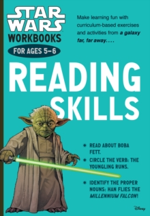 Star Wars Workbooks: Reading Skills - Ages 5-6 : Ages 5-6, Paperback Book