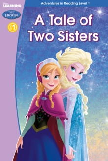 Frozen: A Tale of Two Sisters (Level 1) : Level 1, Hardback Book