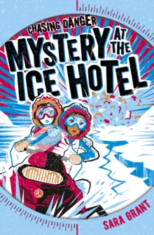 Mystery at the Ice Hotel, Paperback Book