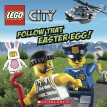 LEGO� CITY: Follow That Easter Egg!, Paperback Book