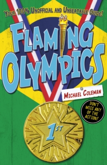 Flaming Olympics, Paperback Book
