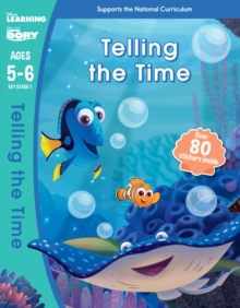 Finding Dory - Telling the Time, Ages 5-6 : Ages 5-6, Paperback Book