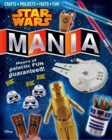 Star Wars Mania, Paperback Book