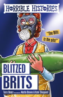 Blitzed Brits, Paperback Book