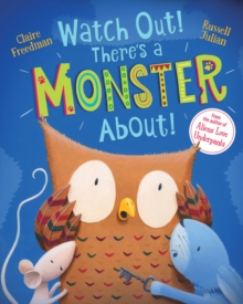 Watch Out! There's a Monster About!, Paperback Book