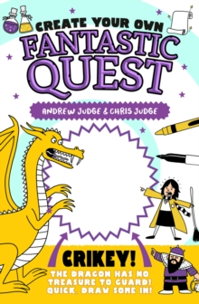 Create Your Own Fantastic Quest, Paperback Book