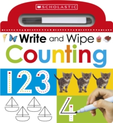 Write and Wipe: Counting, Board book Book