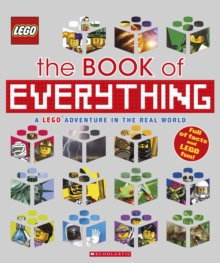 Lego : The Book of Everything, Hardback Book