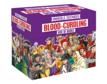 Horrible Histories Blood Curdling Box, Paperback Book
