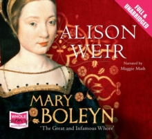 Mary Boleyn, CD-Audio Book
