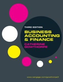 Business Accounting and Finance, Paperback Book