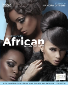 Hairdressing for African and Curly Hair Types from a Cross-Cultural Perspective, Paperback Book