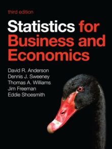 Statistics for Business and Economics, Mixed media product Book