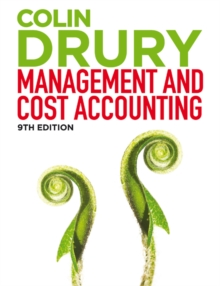 Management and Cost Accounting : Student Manual, Paperback Book