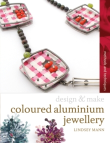 Coloured Aluminium Jewellery, Paperback Book