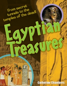 Egyptian Treasures : Age 8-9, Average Readers, Paperback Book