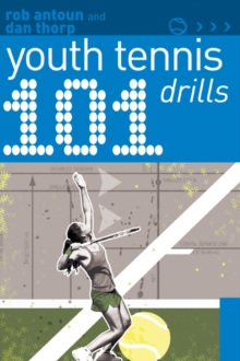 101 Youth Tennis Drills, Paperback Book