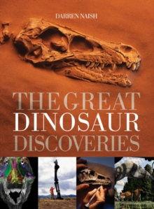 Great Dinosaur Discoveries, Hardback Book