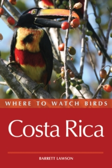 Where to Watch Birds in Costa Rica, Paperback Book