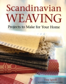 Scandinavian Weaving : 45 Patterns, Paperback Book