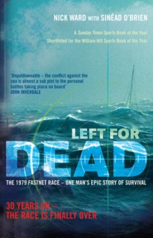 Left For Dead : 30 Years On - The Race is Finally Over, Paperback Book