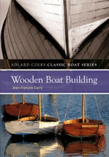 Wooden Boat Building, Paperback Book