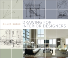 Drawing for Interior Designers, Paperback Book