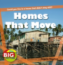 Homes That Move, Paperback Book