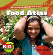 Food Atlas, Paperback Book