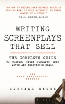 Writing Screenplays That Sell, Paperback Book