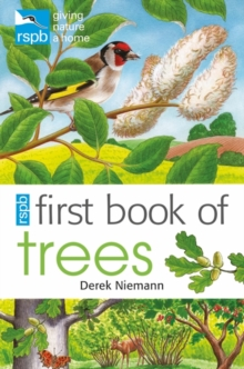 RSPB First Book of Trees, Paperback Book