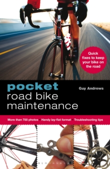 Pocket Road Bike Maintenance, Paperback Book