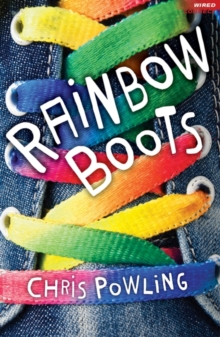 The Rainbow Boots, Paperback Book