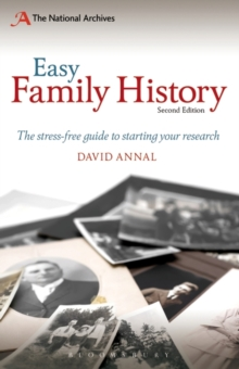 Easy Family History : The Beginners Guide to Starting Your Research, Paperback Book