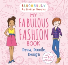 My Fabulous Fashion Book, Paperback Book