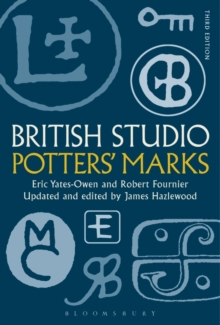 British Studio Potters' Marks, Hardback Book