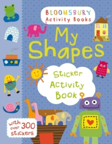 My Shapes Sticker Activity Book, Paperback Book