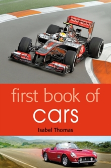 First Book of Cars, Paperback Book